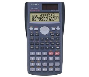 Casio Computer Co., Ltd FX-300MS FX-300 MS Scientific Calculator