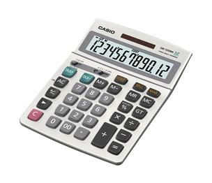 Casio Computer Co., Ltd DM-1200MS DM-1200MS 12 Digit Desktop Calculator with Extra Large Display
