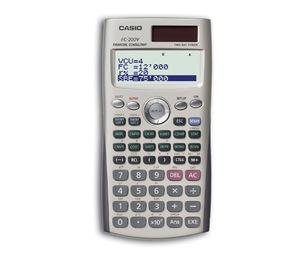 Casio Computer Co., Ltd FC-200V FC-200V Financial Calculator