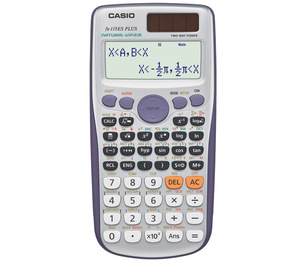 Casio Computer Co., Ltd FX-115ESPlus FX-115 ES Plus Scientific Calculator