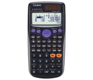 Casio Computer Co., Ltd FX-300ESPLUS FX-300 ES PLUS Scientific Calculator