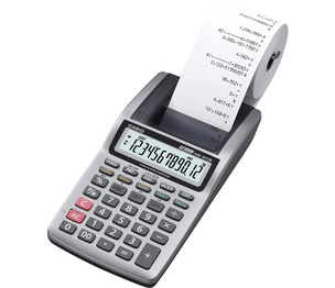 Casio Computer Co., Ltd HR-8TM HR-8TM Portable Printing Calculator