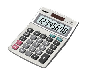 Casio Computer Co., Ltd MS-80S MS-80S 8 Digit Portable Desktop Calculator