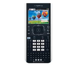 TEXAS INSTRUMENTS INC. N3/TBL/1L1 Texas Instruments TI-Nspire CX Handheld Graphing Color Calculator - One (1) unit