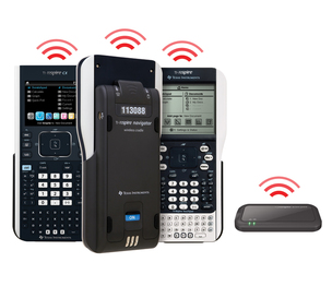 TEXAS INSTRUMENTS INC. NAVNS/CRK5/1L1 TI-Nspire Navigator System (Wireless Classroom Network Communication System - 5 User Add-On)