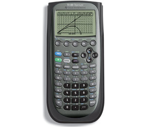 TEXAS INSTRUMENTS INC. 89T/TBL TI-89 Titanium Graphing Calculator (Engineering, Higher-Level Math and Science)