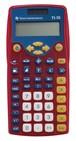 TEXAS INSTRUMENTS INC. 10/BK TI-10 Instructional 2-Line Calculator