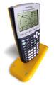 TI-84 Plus EZ Spot Graphing Calculators (Teacher Kit Pack of 10)