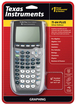 TEXAS INSTRUMENTS INC. 84PL2VSC/CBX TI-84 Plus Silver Edition ViewScreen Graphing Calculator (with TI Presentation Link)