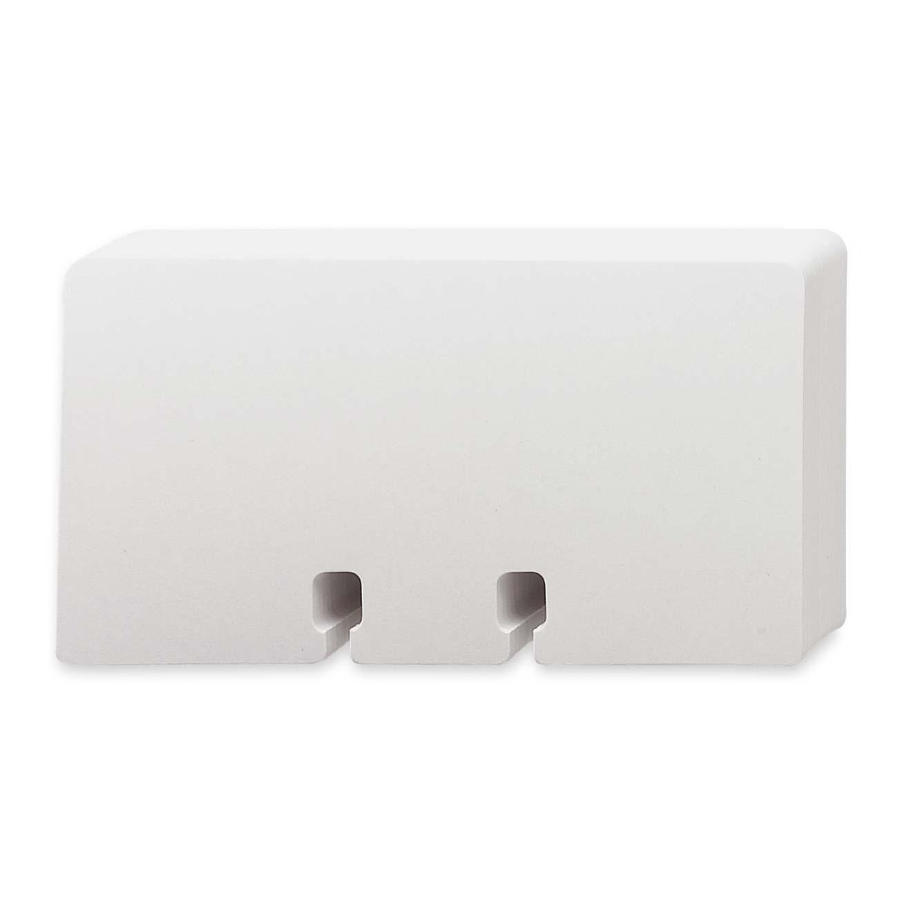 Rotary file cards plain 2 14x4 100pk white by rolodex reheart Image collections