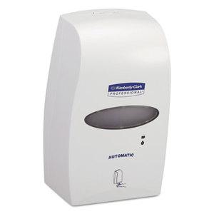 Kimberly-Clark Corporation 92147 Electronic Cassette Skin Care Dispenser, 1200mL, 7.25 x 11.48 x 4, White by KIMBERLY CLARK