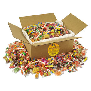Office Snax OFX-00085 All Tyme Favorites Candy Mix, 10 lb Box by OFFICE SNAX, INC.