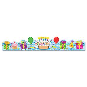 Carson-Dellosa Publishing Co., Inc CD-101021 Student Crown, Birthday, 4 x 23 1/2, 30/Pack by CARSON-DELLOSA PUBLISHING