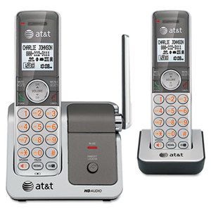 VTech Holdings, Ltd CL81201 CL81201 DECT 6.0 Cordless Phone System, 2 Handsets by VTECH COMMUNICATIONS