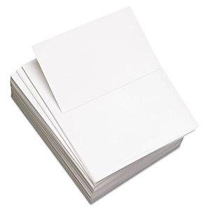 Domtar, Inc 851055 Custom Cut-Sheet Copy Paper, 92 Brightness, 20lb, 8-1/2x11, White, 2500/Carton by DOMTAR PAPER