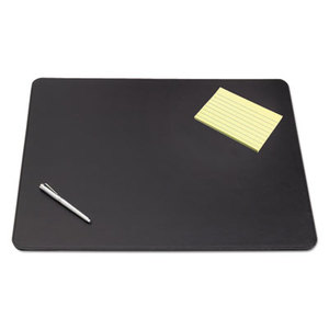 Artistic Products, LLC 5100-8-1 Sagamore Desk Pad w/Decorative Stitching, 38 x 24, Black by ARTISTIC LLC