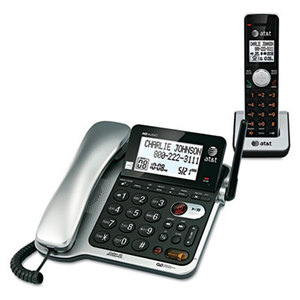 VTech Holdings, Ltd CL84102 CL84102 DECT 6.0 Corded/Cordless Telephone Answering System by VTECH COMMUNICATIONS