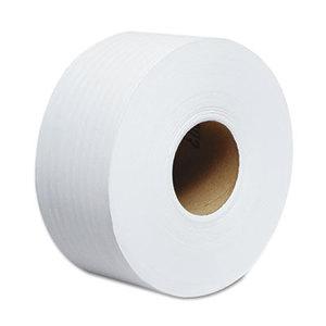 """Kimberly-Clark Corporation 2129 Tradition JRT Jumbo Roll Bathroom Tissue, 2-Ply, 9"""" dia, 1000ft, 12 Rolls/Carton by KIMBERLY CLARK"""