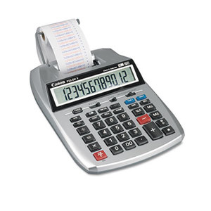 Canon, Inc 9492A001AC P23-DHV Two-Color Printing Calculator, Purple/Red Print, 2.3 Lines/Sec by CANON COMPUTER SYSTEMS CCSI