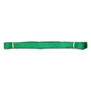"""Alliance Rubber Company 2403207 Pallet Bands, 112"""" Circumference, 1"""" Width, 1/16"""" Gauge, Green, 12/Pack by ALLIANCE RUBBER"""