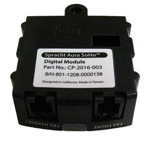 Spracht Products CP2016003 Aura SoHo Digital Module, For Aura SoHo and Aura SoHo Plus Phones by SPRACHT