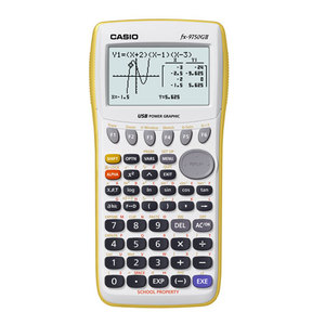 Casio Computer Co., Ltd FX-9750GII-SC FX-9750GII Graphing Calculator (School Property Edition)