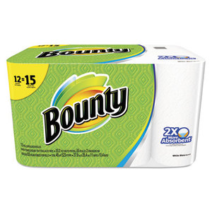 Procter & Gamble 88197 Perforated Towel Rolls, 11 x 10 2/5, White, 55 Sheets/Roll, 12 Roll/Pack by PROCTER & GAMBLE