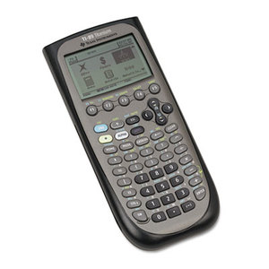 TI-89 Titanium Programmable Graphing Calculator by TEXAS INSTRUMENTS