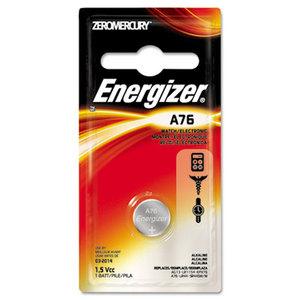 EVEREADY BATTERY A76BPZ Watch/Electronic Battery, Alkaline, A76, 1.5V, MercFree by EVEREADY BATTERY