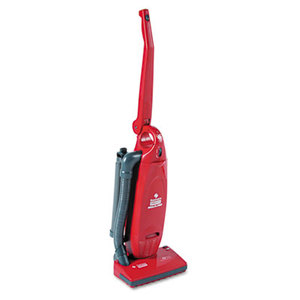 Multi-Pro Heavy-Duty Upright Vacuum, 13.75lb, Red by ELECTROLUX FLOOR CARE COMPANY