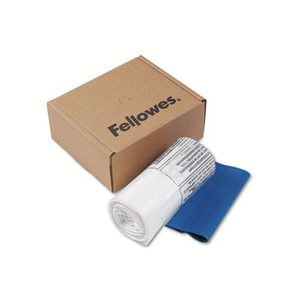Fellowes, Inc 36052 Powershred Shredder Waste Bags, 6-7 gal Capacity, 100/CT by FELLOWES MFG. CO.