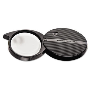 Bausch & Lomb, Inc 812354 4X Folded Pocket Magnifier, Round, 36mm Lens by BAUSCH & LOMB, INC.