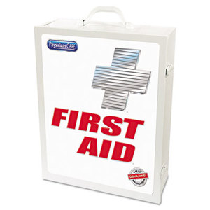 ACME UNITED CORPORATION 14302 Industrial First Aid Kit for 150 People, 1217 Pieces/Kit by ACME UNITED CORPORATION