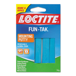 LOCTITE CORP. ACG 079340685444 Fun-Tak Mounting Putty, 2 oz by LOCTITE CORP. ACG