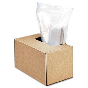 Fellowes, Inc FEL3604101 Powershred Shredder Waste Bags, 50 gal Capacity, 50/CT by FELLOWES MFG. CO.