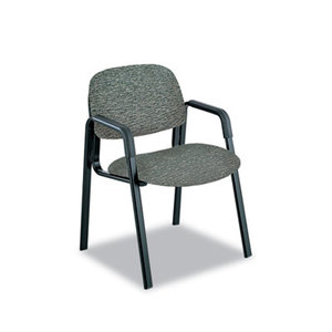 Safco Products 7046GR Cava Urth Collection Straight Leg Guest Chair, Gray by SAFCO PRODUCTS