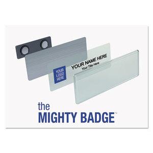 Imprint Plus 900747 Name Badge Bulk Kit, Gold Badges, 50 Units by IMPRINT PLUS PROFESSIONAL