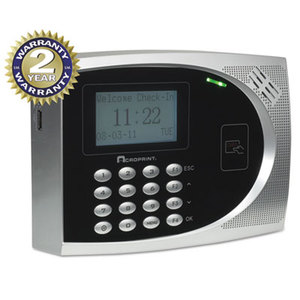Acroprint Time Recorder Company 01-0249-000 timeQplus Proximity Time and Attendance System, Badges, Automated by ACRO PRINT TIME RECORDER