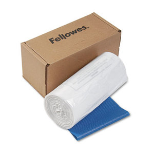 Fellowes, Inc 36054 Powershred Shredder Waste Bags, 14-20 gal Capacity, 50/CT by FELLOWES MFG. CO.