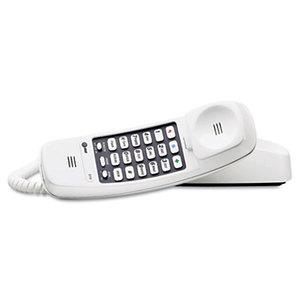 VTech Holdings, Ltd 210W 210 Trimline Telephone, White by VTECH COMMUNICATIONS