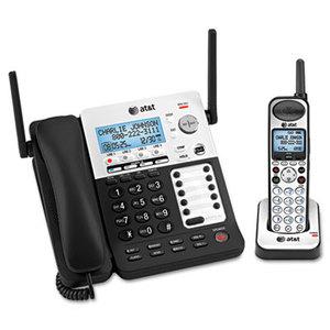 VTech Holdings, Ltd SB67138 SB67138 DECT6 Phone/Ans System, 4 Line, 1 Corded/1 Cordless Handset by VTECH COMMUNICATIONS