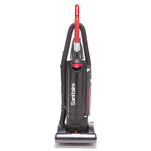 True HEPA Upright Commercial Vacuum, 17lb, Black by ELECTROLUX FLOOR CARE COMPANY