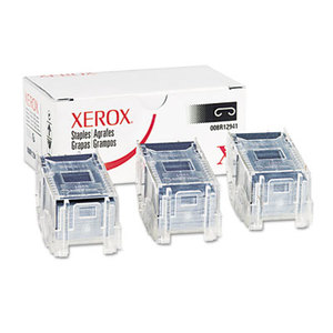 Xerox Corporation 008R12941 Finisher Staples for Xerox 7760/4150, Three Cartridges, 15,000 Staples/Pack by XEROX CORP.