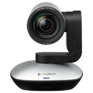Logitech 960-000982 CC3000e ConferenceCam, 1080p, Black by LOGITECH, INC.