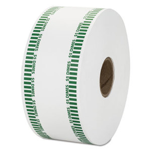 MMF INDUSTRIES 2160651C02 Automatic Coin Rolls, Dimes, $5, 1900 Wrappers/Roll by MMF INDUSTRIES