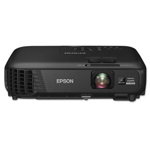 Epson Corporation V11H722120 PowerLite 1284 WUXGA 3LCD Projector, 3200 Lumens by EPSON AMERICA, INC.