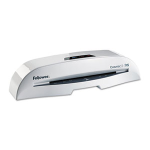 """Fellowes, Inc FEL5725601 Cosmic 2 Laminator, 9"""" Wide x 5 mil Max Thickness by FELLOWES MFG. CO."""