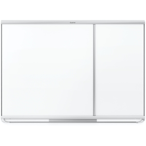 ACCO Brands Corporation 85382 Whiteboard Divider/Grid, 4'x3', Silver by Quartet