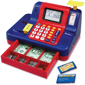 LEARNING RESOURCES/ED.INSIGHTS LER2690 Teaching Cash Register by Learning Resources