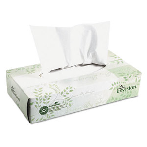 Georgia Pacific Corp. 47410 Facial Tissue, 100/Box, 30 Boxes/Carton by GEORGIA PACIFIC